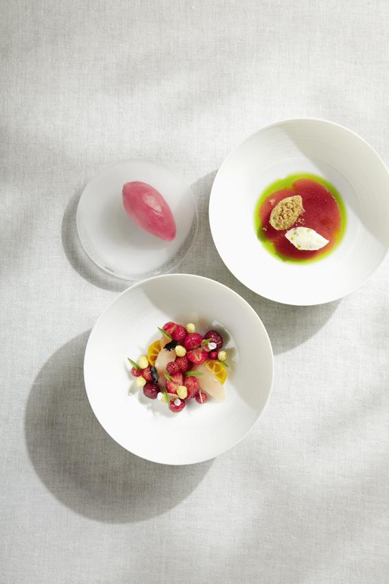 Neue österreichische Küche